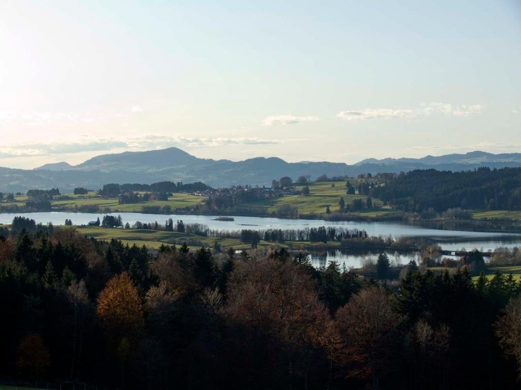 Der herbstliche Rottachsee  - @ Autor: Siegfried Garnweidner  - © Quelle: alpenvereinaktiv.com