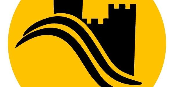 Logo und Markierungszeichen Leininger Burgenweg