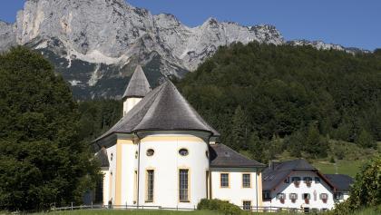 Die Wallfahrtskirche Ettenberg und der Mesnerwirt