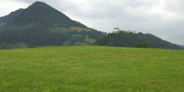 Paltental - Burg Strechau
