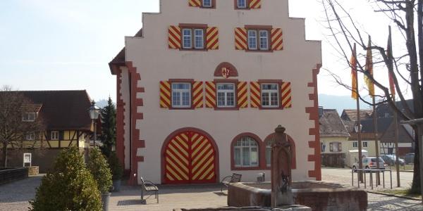 Rathaus Friesenheim