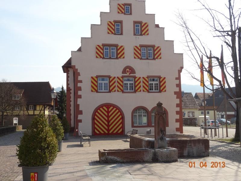 Breisgauer Weinweg 6.Etappe Lahr nach Diersburg
