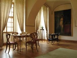 Foto Zámek Děčín - interiér I.