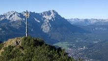 Krottenkopf und Fricken - im Estergebirge