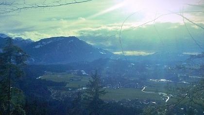 Aufstieg zum Falkenstein