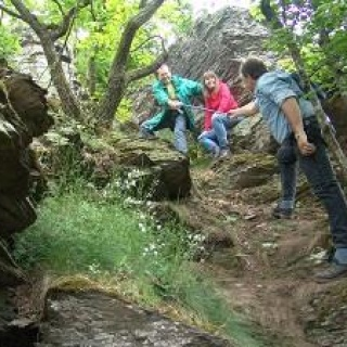 Klettersteig Riol