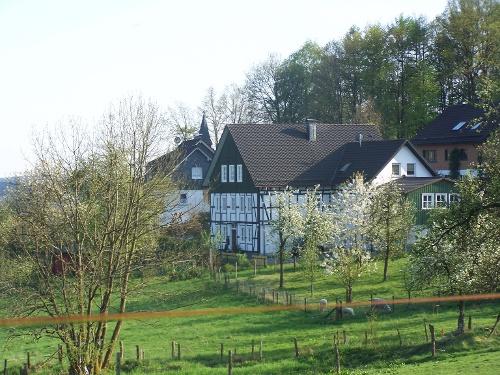 Drolshagen A5 Golddorf, Natur und mehr