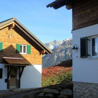 Ferienhaus - Außenansicht