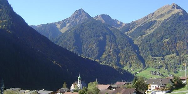 Sommer in St. Gallenkirch
