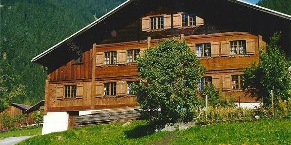 Altes Haus Sommer