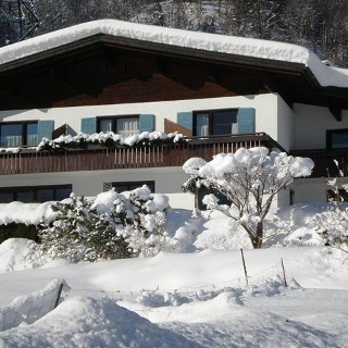 Haus Plamont, Winter
