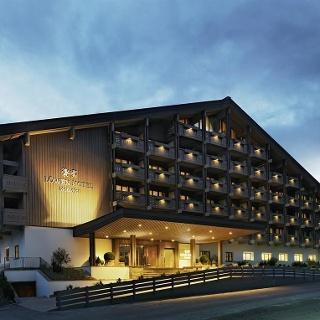 Hotelansicht Löwen Hotel Montafon