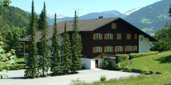 Gästehaus Latschau, Sommer