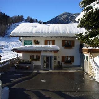 Gästehaus Doblinger, Winter