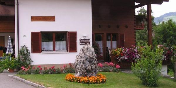 Haus Thomma, Sommer Blumenpracht