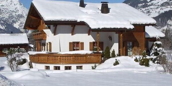 Landhaus Linda, Winter
