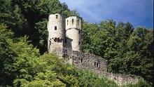 HW 36 - Heidelberg-Handschuhsheim - Neckargerach - Oberschefflenz