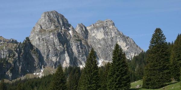 Aggenstein von Osten
