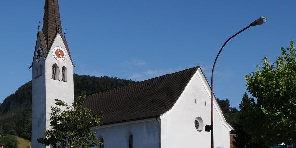 Alte Pfarrkirche Heiliger Ulrich 2
