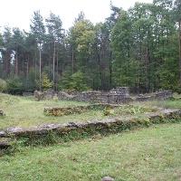 Ausgrabungen römische Eisenschmelze