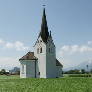 Kirche Heilige Anna