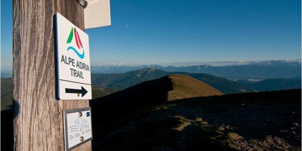 Alpe-Adria-Trail Wöllaner Nock