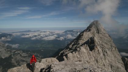 Auf dem Weg zu Südspitze