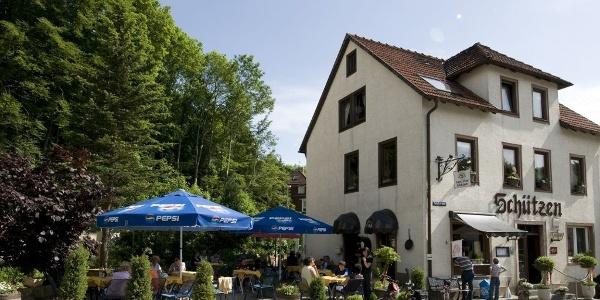 Biosphärengastgeber Gasthaus Schützen