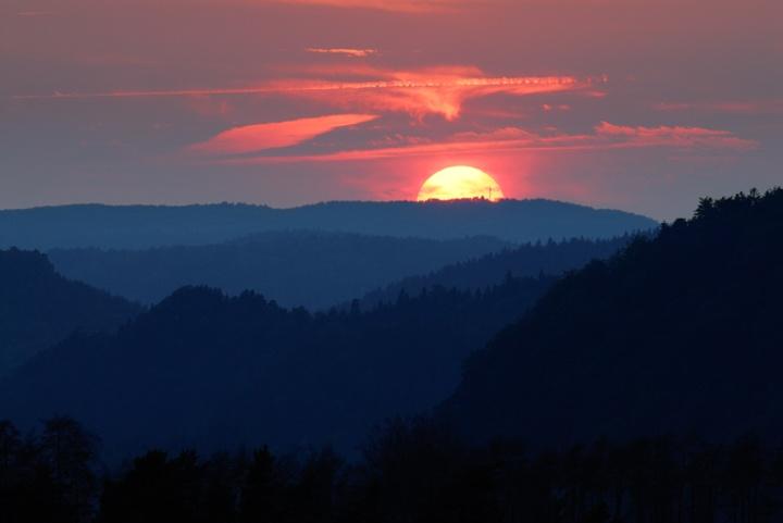 Foto Grosser Winterberg mit Aussichtsturm