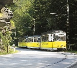 Foto  Kirnitzschtalbahn