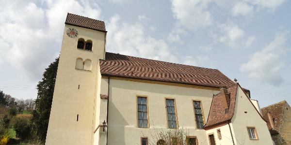 Kirche in Nidereggenen