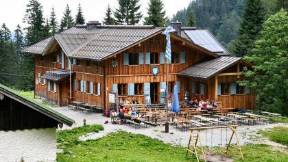 Tutzinger Hütte.