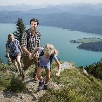 Wanderfreunden im Tölzer Land