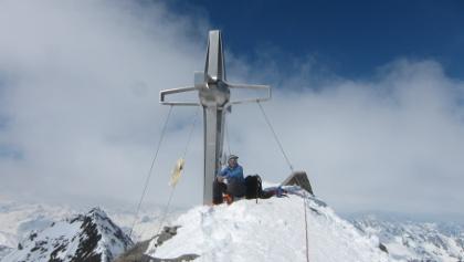Der Gipfel ist erreicht!