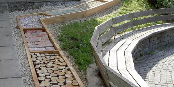 Weg der Labyrinthe in Waisenegg