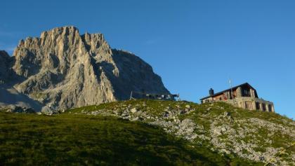 Etappe 19: Carschinahütte