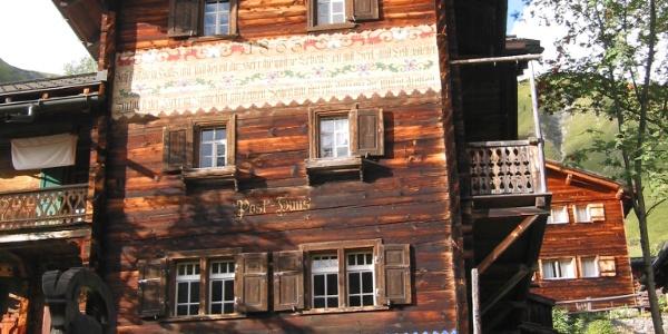 Etappe 17: Post Hus, Sapün