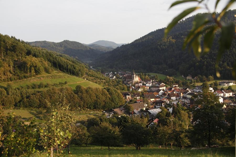 Lautenbach - Höhenwanderung zum Sohlberg