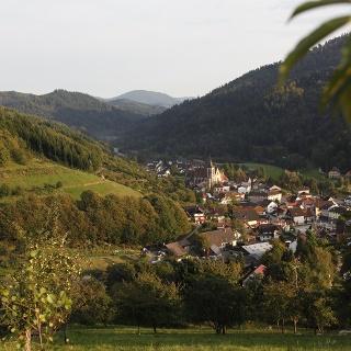 Ortsansicht Lautenbach