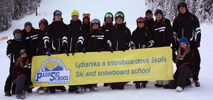 Ski school PARK SKI SCHOOL