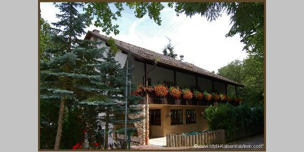 Hotel-Restaurant Idyll