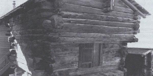 Der Rotigo-Stadel ist das älteste bisher datierte Blockgefüge im Lötschental. Er stammt aus dem Jahre 1302.