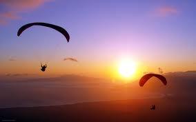 Paragliding Premiere ski school