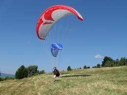 Paragliding Crystal Ski