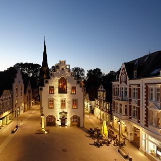 Marktplatz Brakel