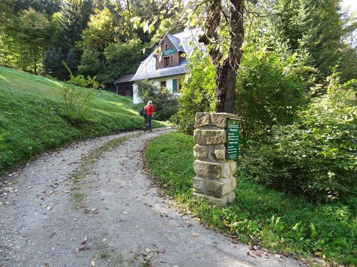 Foto Zeughaus Nationalpark Infostelle