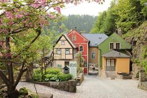 Foto Schmilka Mühle