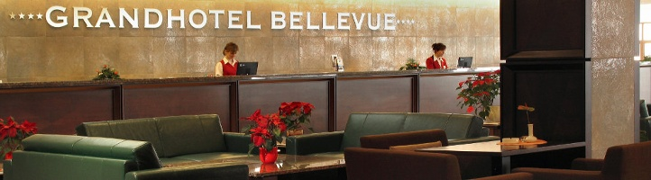 Lobby bar- Grand hotel  Bellevue