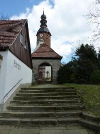 Foto Reinhardtsdorfer Kirche