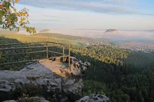 Foto Blick vom Gohrisch